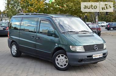 Mercedes-Benz Vito пасс. 2001 в Одессе