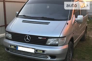 Mercedes-Benz Vito пасс. 2000 в Ивано-Франковске