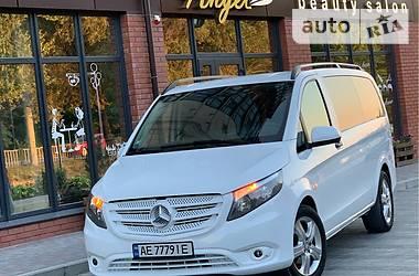 Mercedes-Benz Vito пасс. 2015 в Днепре