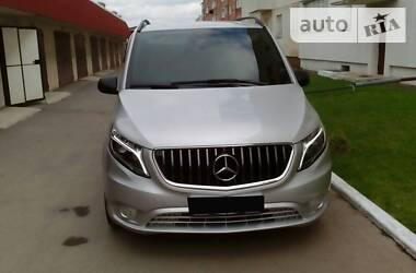 Mercedes-Benz Vito пасс. 2015 в Тернополе