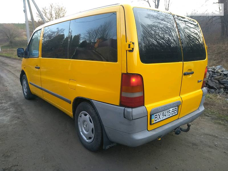 Mercedes-Benz Vito пасс. 1999 в Виннице