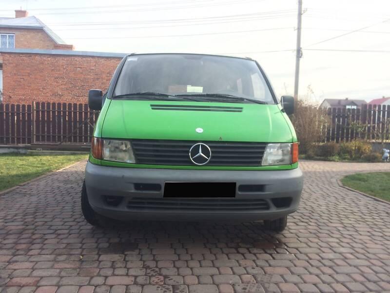 Mercedes-Benz Vito пасс. 1998 в Львове
