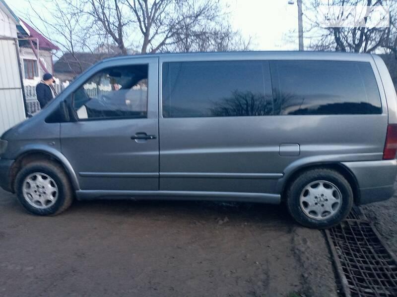 Mercedes-Benz Vito пасс. 2001 в Черновцах