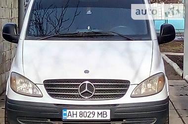 Mercedes-Benz Vito пасс. 2005 в Волновахе