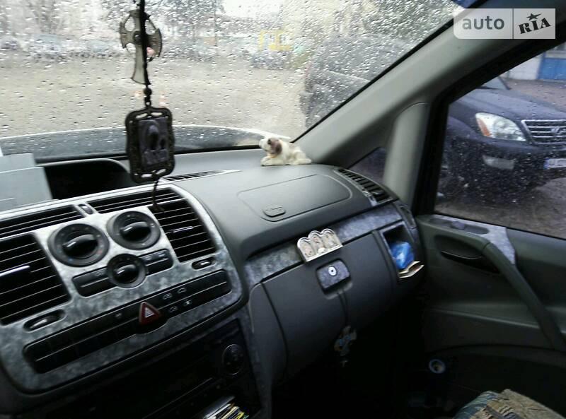 Mercedes-Benz Vito пасс. 2008 в Киеве