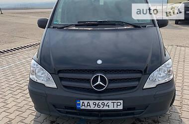 Mercedes-Benz Vito пасс. 2012 в Киеве
