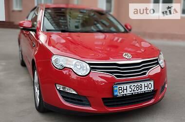 MG 550 2012 в Одессе
