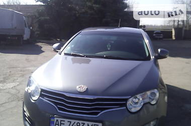 MG 550 2012 в Кривом Роге