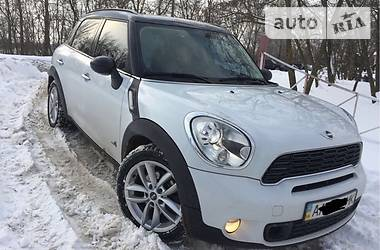 MINI Countryman S 4х4 2012