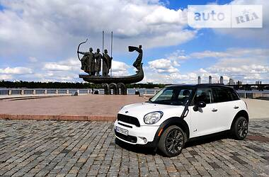 MINI Countryman 2014 в Киеве