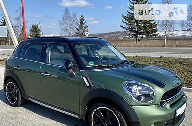 MINI Countryman 2015 в Ивано-Франковске
