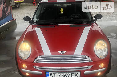 MINI One 2003 в Снятине