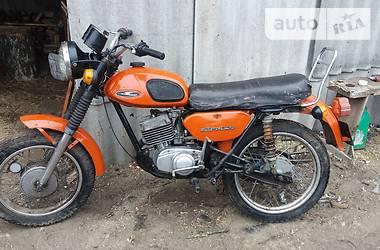 Минск 125  1982