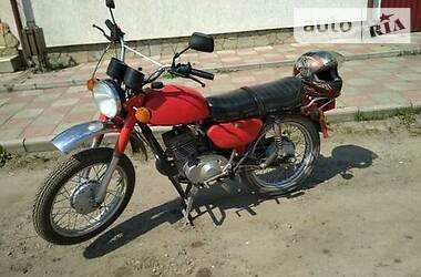 Минск 125 1997 в Сосновке