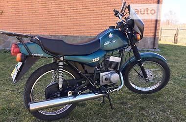 Минск 125 2008 в Барановке