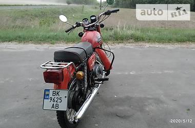 Минск 125 1986 в Дубно