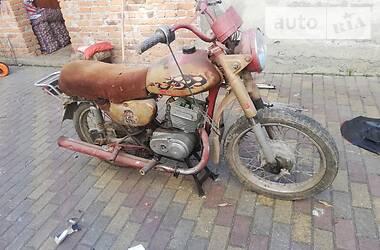 Минск 125 1990 в Хусте