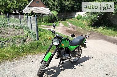 Мотоцикл Без обтікачів (Naked bike) Мінськ 125 2006 в Хмельницькому
