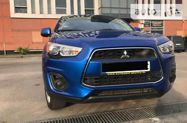 Mitsubishi ASX 2015 в Львове
