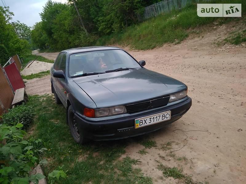 Mitsubishi Galant 1989 в Хмельницком