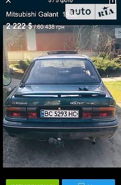 Mitsubishi Galant 1988 в Рожнятове