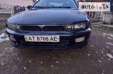 Седан Mitsubishi Galant 1997 в Ивано-Франковске