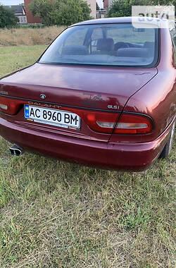 Седан Mitsubishi Galant 1993 в Червонограде