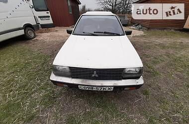 Унiверсал Mitsubishi Lancer 1986 в Пулинах