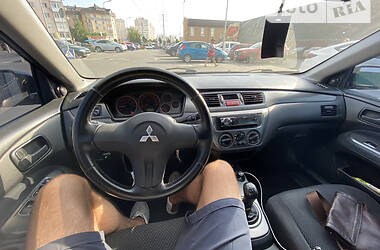 Седан Mitsubishi Lancer 2007 в Києві