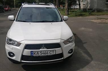 Внедорожник / Кроссовер Mitsubishi Outlander XL 2010 в Киеве