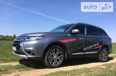 Mitsubishi Outlander 2017 в Ивано-Франковске