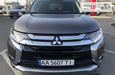 Mitsubishi Outlander ULTIMATE 2,4 CVT