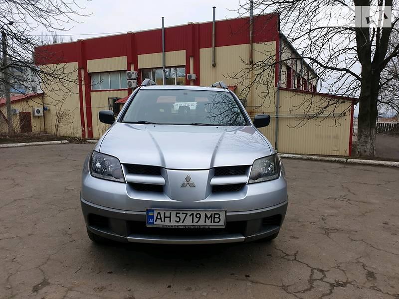 Mitsubishi Outlander 2005 в Славянске