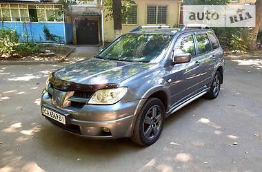 Mitsubishi Outlander 2004 в Одессе
