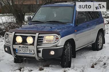 Mitsubishi Pajero Pinin 2002 в Конотопе