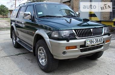 Mitsubishi Pajero Sport 1999 в Покрове