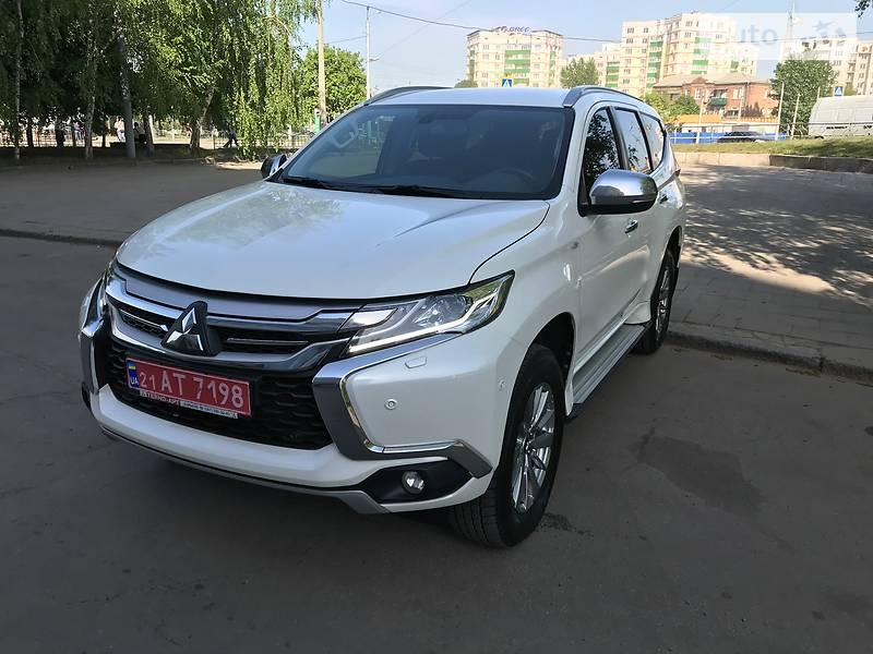 Mitsubishi Pajero Sport 2016 в Харькове