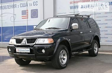 Mitsubishi Pajero Sport 2007 в Киеве