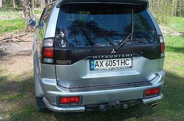 Позашляховик / Кросовер Mitsubishi Pajero Sport 2005 в Богодухіву