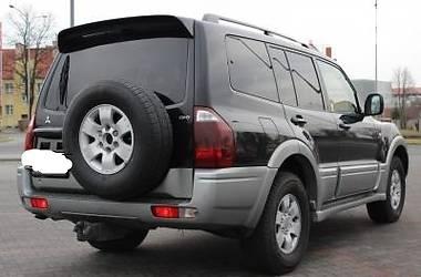 Mitsubishi Pajero Wagon 2001 в Ковеле