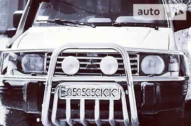Mitsubishi Pajero Wagon 1993 в Тернополе