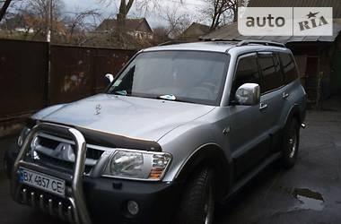 Mitsubishi Pajero Wagon 2004