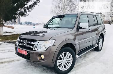 Mitsubishi Pajero Wagon =3.2-DID=ULTIMATE= 2012