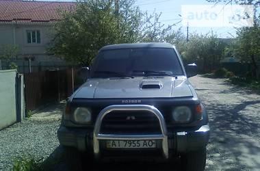 Mitsubishi Pajero Wagon 1995 в Киеве