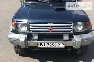 Mitsubishi Pajero Wagon 1997 в Кременчуге