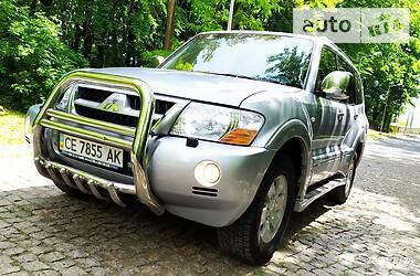 Mitsubishi Pajero Wagon 2006 в Черновцах