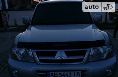 Внедорожник / Кроссовер Mitsubishi Pajero Wagon 2005 в Виннице