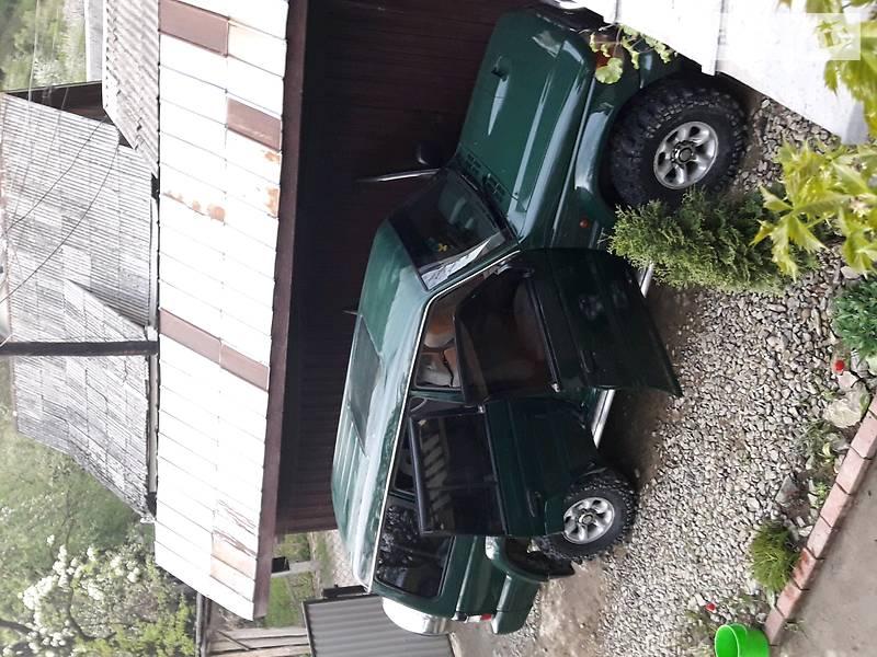 Mitsubishi Pajero 1998 в Ужгороде
