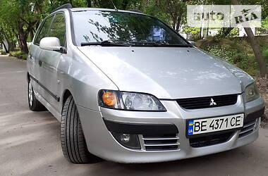Mitsubishi Space Star 2004 в Николаеве