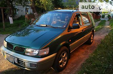 Mitsubishi Space Wagon 1996 в Львове
